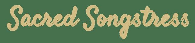 Sacred Songstress